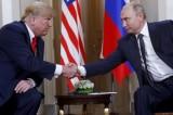 Tổng thống Trump mời ông Putin sớm tới thăm Washington