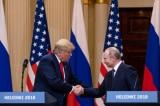 Tổng thống Trump cải thiện quan hệ với Nga để cô lập Trung Quốc?