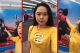 Cô gái mất tích sau khi quay video hắt mực vào ảnh ông Tập Cận Bình