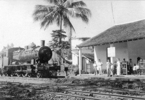 """Chuyện con đường sắt dẫn """"vàng trắng"""" về Sài Gòn trước 1975"""