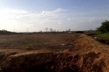 Nhiều diện tích đất ruộng bị phân lô bán nền