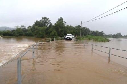 8 người chết sau 2 ngày mưa lũ do cơn bão số 4
