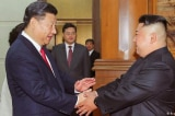 """Vì đàm phán thương mại, Tập Cận Bình sắp """"hạ cố"""" thăm Triều Tiên?"""
