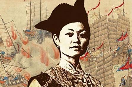 Nữ hoàng hải tặc bất bại, hoàn lương chỉ vì một câu nói