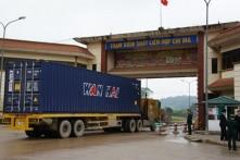Việt Nam mở cùng lúc 2 cửa khẩu Chi Ma – Ái Điểm với Trung Quốc