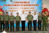 Bộ Công an Trung Quốc viện trợ Việt Nam lắp phòng LAB