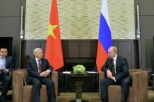 Việt Nam đặt mua hơn 1 tỷ USD vũ khí của Nga