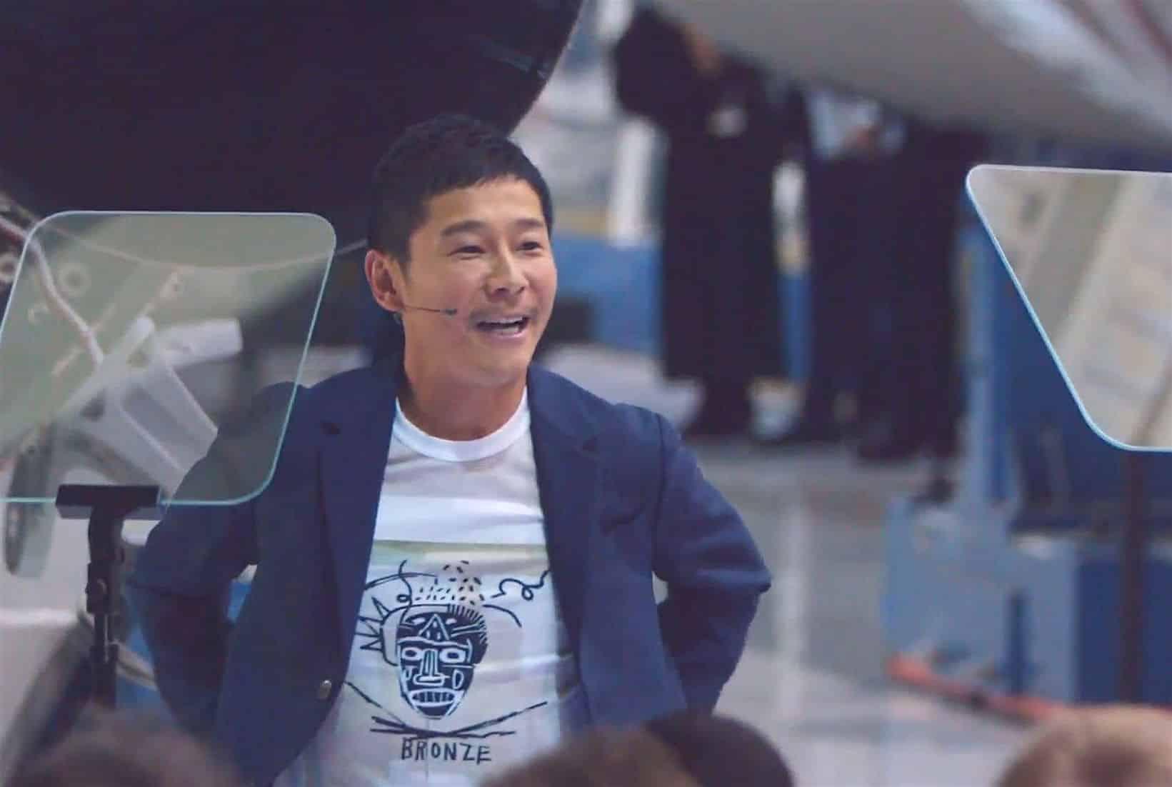 SpaceX sẽ đưa tỷ phú Nhật Yusaku Maezawa lên Mặt Trăng
