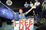 SV Hồng Kông thỉnh nguyện trước LSQ Mỹ yêu cầu chế tài quan chức phản dân chủ