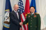 """Tướng Mattis """"chìa tay"""" với Việt Nam trong căng thẳng với Trung Quốc"""