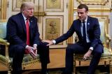 Trump, Macron đồng ý Châu Âu cần tăng chi tiêu quốc phòng
