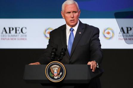 Phó Tổng thống Mỹ: Không dừng đánh thuế cho tới khi Trung Quốc cúi đầu