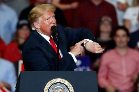 Trump củng cố Thượng viện, kêu gọi đoàn kết lưỡng đảng tại Hạ viện