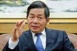Nguyên Bộ trưởng Kế hoạch Đầu tư bị đề nghị kỷ luật