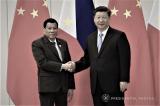 Duterte hứa hẹn 'chia chác biển Đông' với Tập Cận Bình