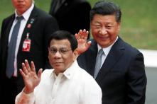 Ông Tập Cận Bình bị người dân Philippines phản đối khi tới Manila