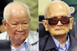 Phán quyết lịch sử: 2 thủ lĩnh Khmer Đỏ nhận án chung thân vì tội diệt chủng