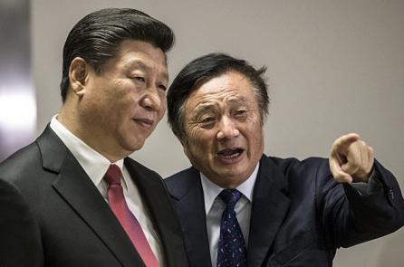 Mối quan hệ của Huawei và chính trị phe phái ĐCSTQ