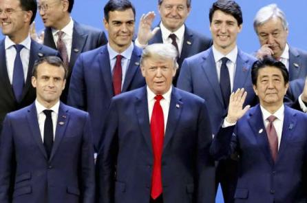 Tại G-20, Trump bảo vệ nghị trình tăng trưởng kinh tế và thịnh vượng