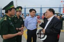 Đoàn Trung Quốc sang khảo sát cảng Cái Mép và Thị Vải