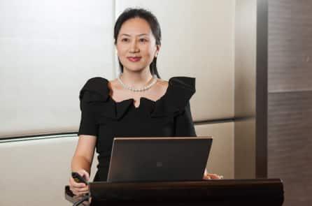 Phó Chủ tịch Huawei bị bắt tại Canada, Mỹ yêu cầu dẫn độ