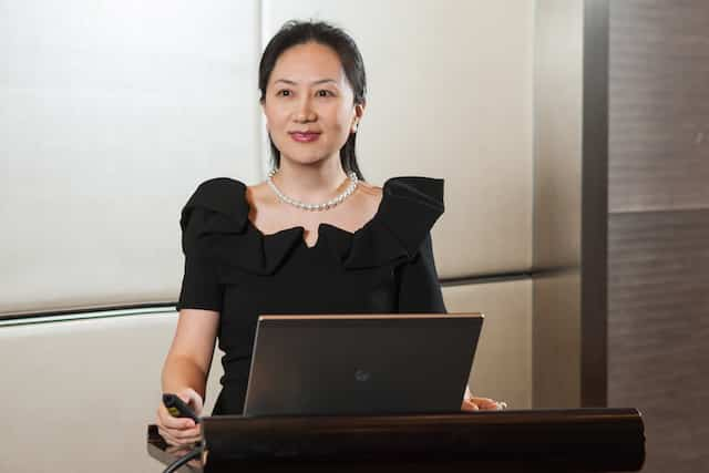 Bắc Kinh phản ứng quá khích vì lo bà Mạnh Vãn Châu tiết lộ bí mật?