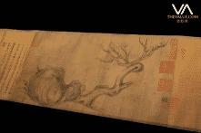 Bức tranh 1.000 năm tuổi của Tô Đông Pha được đấu giá gần 60 triệu USD