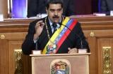 """Tổng thống Maduro gọi người đồng cấp Brazil là """"Hitler hiện đại"""""""