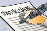 156 công chức lãnh đạo TP.HCM thiếu điều kiện bổ nhiệm