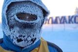 Cuộc thi chạy lạnh giá nhất thế giới: -52 độ C