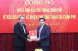 Phó bí thư Quảng Ngãi giữ chức phó tổng Thanh tra Chính phủ