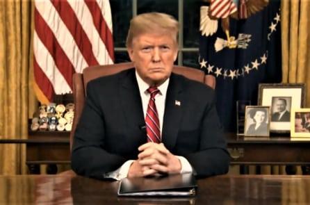 Tại sao ông Trump không đòi xây tường từ 2 năm trước?
