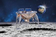 Tàu thăm dò Mặt Trăng đầu tiên do tư nhân sản xuất đã cất cánh