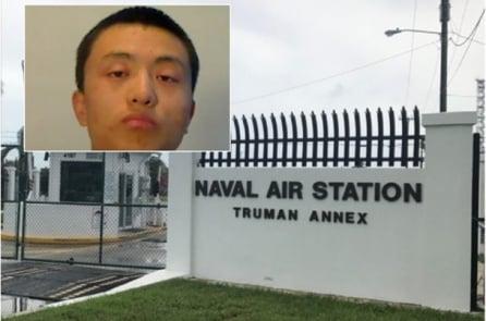 Sinh viên xông vào căn cứ quân sự Mỹ có liên quan đến Bộ Công an TQ