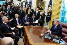 Đàm phán thương mại Mỹ-Trung: Thời hạn đình chiến có thể kéo dài