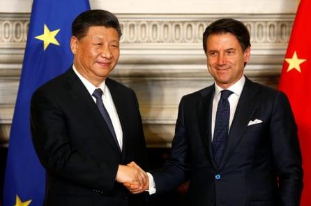 Ý gia nhập Vành đai và Con đường, ký với Trung Quốc hàng tỷ Euro