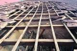 Lâm Đồng: Lốc xoáy tốc mái UBND TP, nhiều tài liệu quan trọng nguy cơ hư hỏng