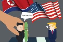 Triều Tiên họp báo nửa đêm, lá bài thứ 3 và tính cách Trump