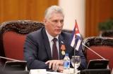 Chủ tịch Cuba kêu gọi tăng cường quốc phòng, kinh tế đối phó với Mỹ