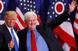 Newt Gingrich: Nước Mỹ đang trên bờ vực thẳm trong cuộc bầu cử 2020