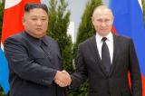 Thượng đỉnh Putin-Kim không có kết quả thực chất