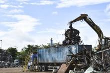 Gần 9.000 container phế liệu tồn đọng vô chủ, trong đó có container chứa chất thải nguy hại
