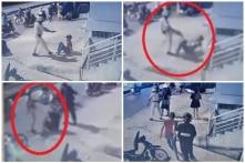 TP.HCM: Xác minh clip CSGT chĩa súng, đánh người