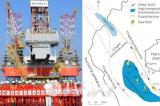 Trung Quốc đưa giàn khoan khai thác dầu, khí đốt Dongfang 13-2  vào Biển Đông