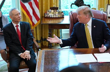 Trump đã giành thắng lợi lớn dù chiến tranh thương mại chưa kết thúc