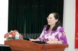 Bà Nguyễn Thị Lệ được giới thiệu làm Chủ tịch HĐND TP.HCM