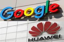 Google đình chỉ một số hợp tác kinh doanh với Huawei