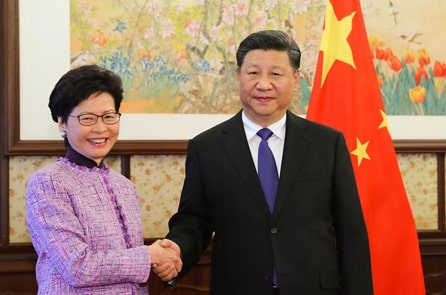 Hồng Kông: Bắc Kinh không cho phép bà Carrie Lam từ chức