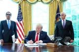 Mỹ áp đặt chế tài lên lãnh đạo tối cao và 8 tướng lĩnh Iran