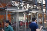 Trump cáo buộc NYT đưa tin Mỹ tấn công mạng Nga là 'hành động phản quốc'